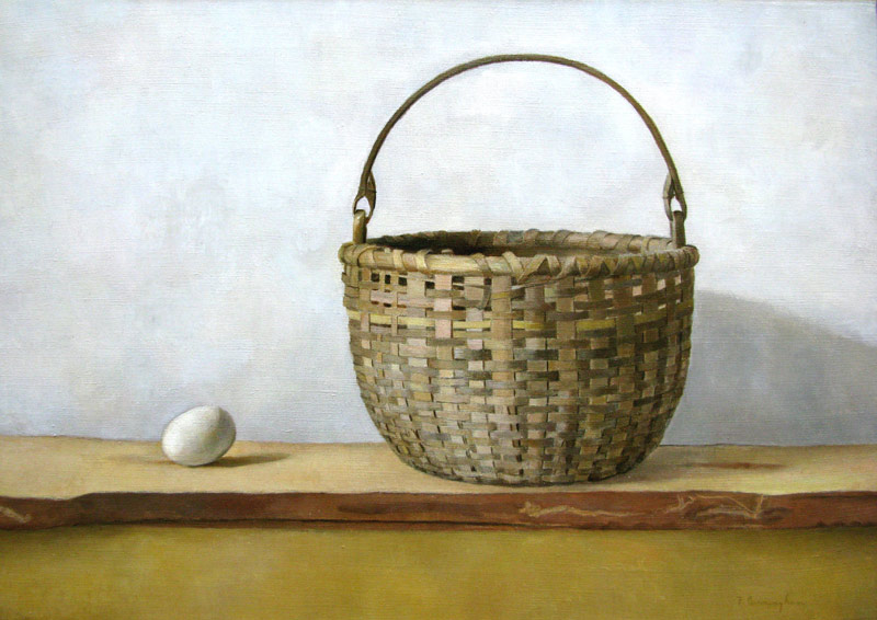 Francis Cunningham Painter Still Life Paintings